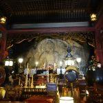 富山県上市町の大岩山日石寺で六本滝と不動明王を見てきました