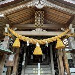 長岡市の高龍神社へ参拝に行き金の蛇の御朱印をいただいた